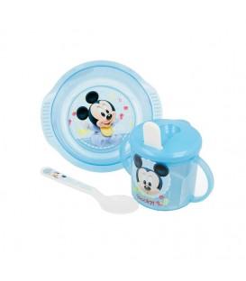 Set micro Disney baby 3 piezas