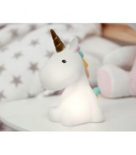 Luz Quitamiedos Unicornio
