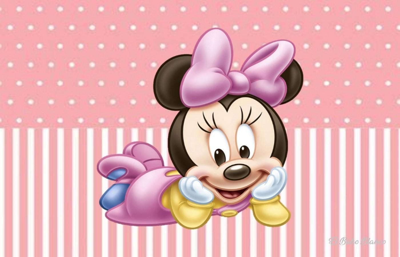 Minnie bebé